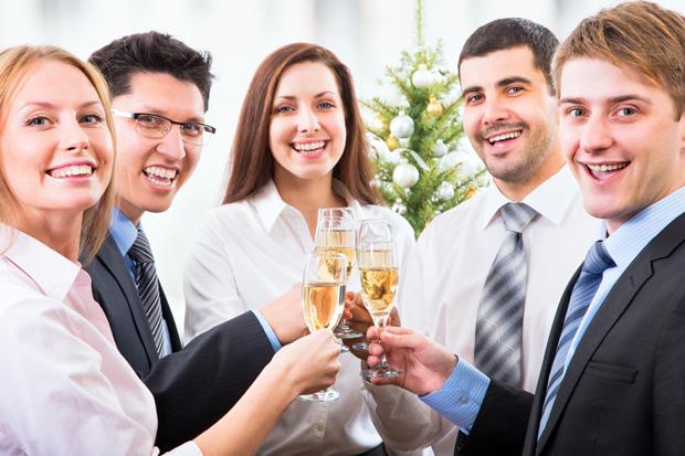 Catering Firmenfeier Weihnachten